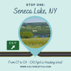 First Stop – Seneca Lake