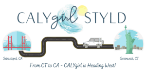 CALYgirl Heads West