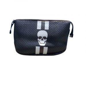 Skull Cosmetic Bag (Medium)
