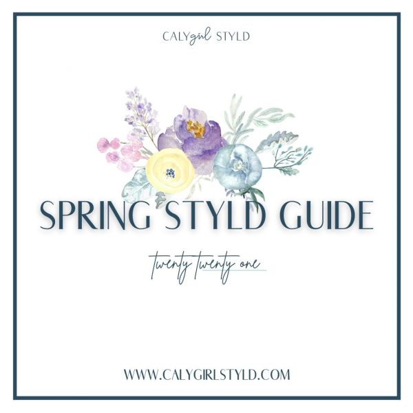 spring-styld-guide